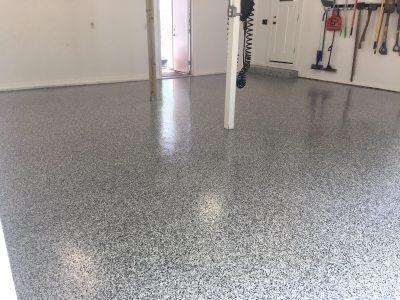 Liquid Terrazzo Garage w/MVB