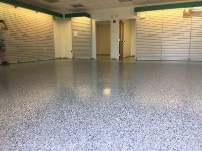Liquid Terrazzo - Commercial - Jacksonville